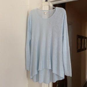 Eileen Fisher | Organic Linen Pullover Top